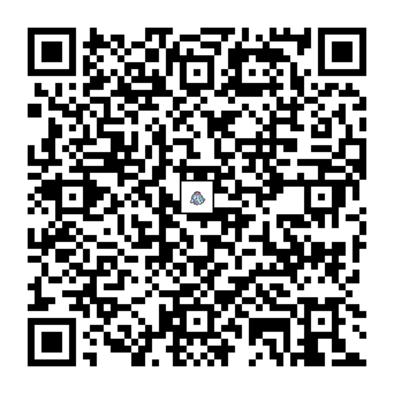 ヒドイデのQRコードの画像