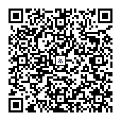 ドヒドイデのQRコードの画像