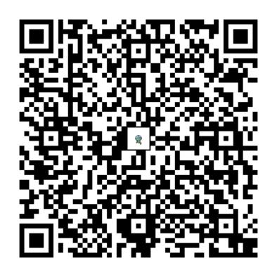 シズクモのQRコードの画像