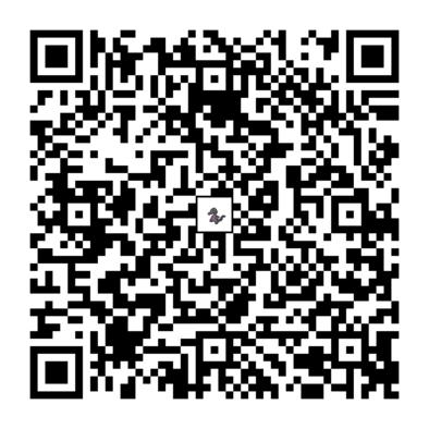 エンニュートのQRコードの画像