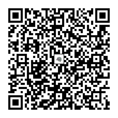 グソクムシャのQRコードの画像