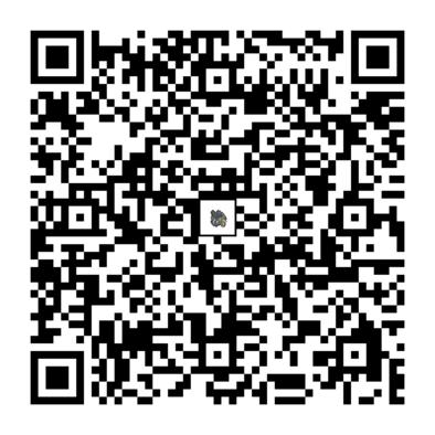 ゴローニャ(アローラのすがた)のQRコード画像