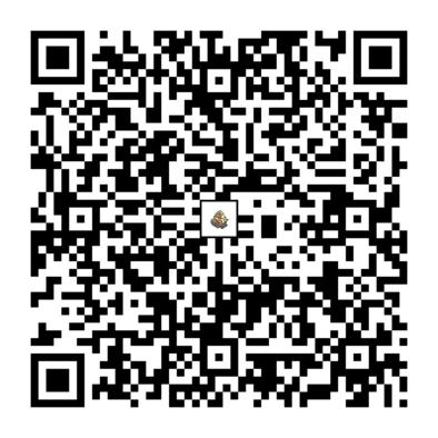 ダグトリオ(アローラのすがた)のQRコードの画像