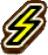 雷属性のアイコン