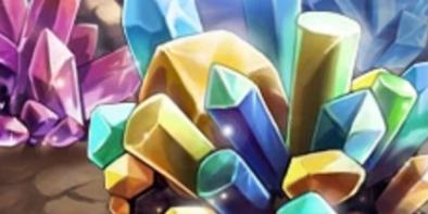 水晶争奪の画像