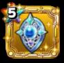 水晶の盾のアイコン