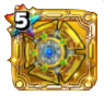 五星の盾のアイコン