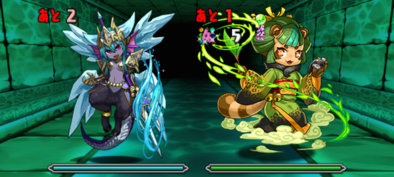 水の護神龍の4F