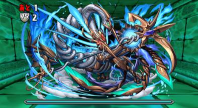 水の護神龍の7F