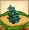 ケンゾウの像