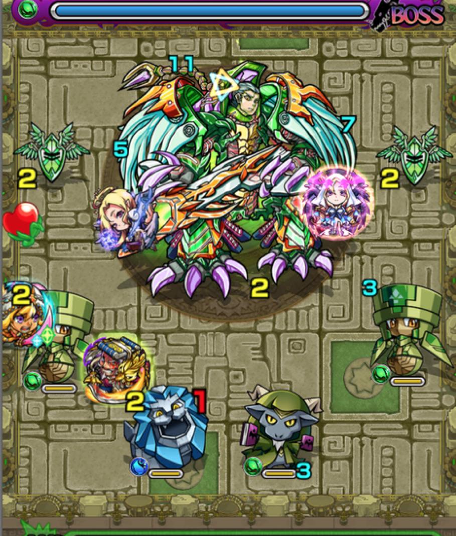 木の神殿(時の間)ステージ2