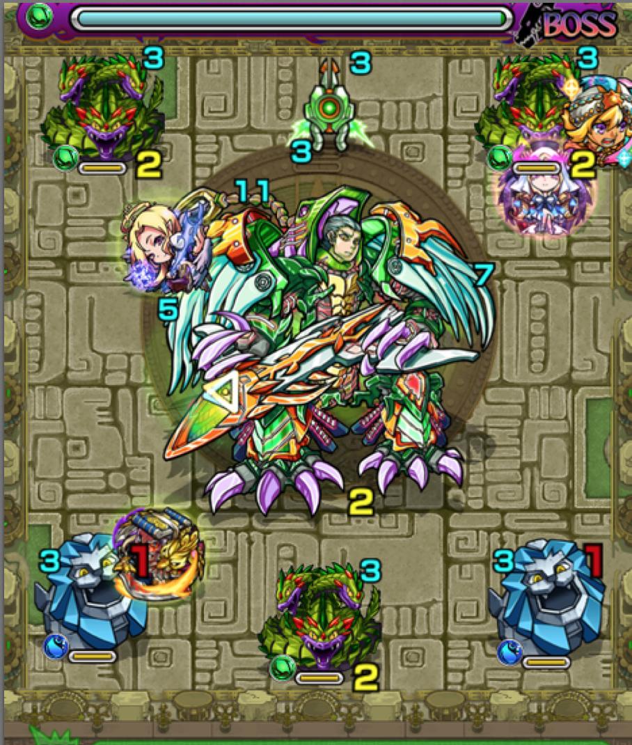 木の神殿(時の間)ステージ3