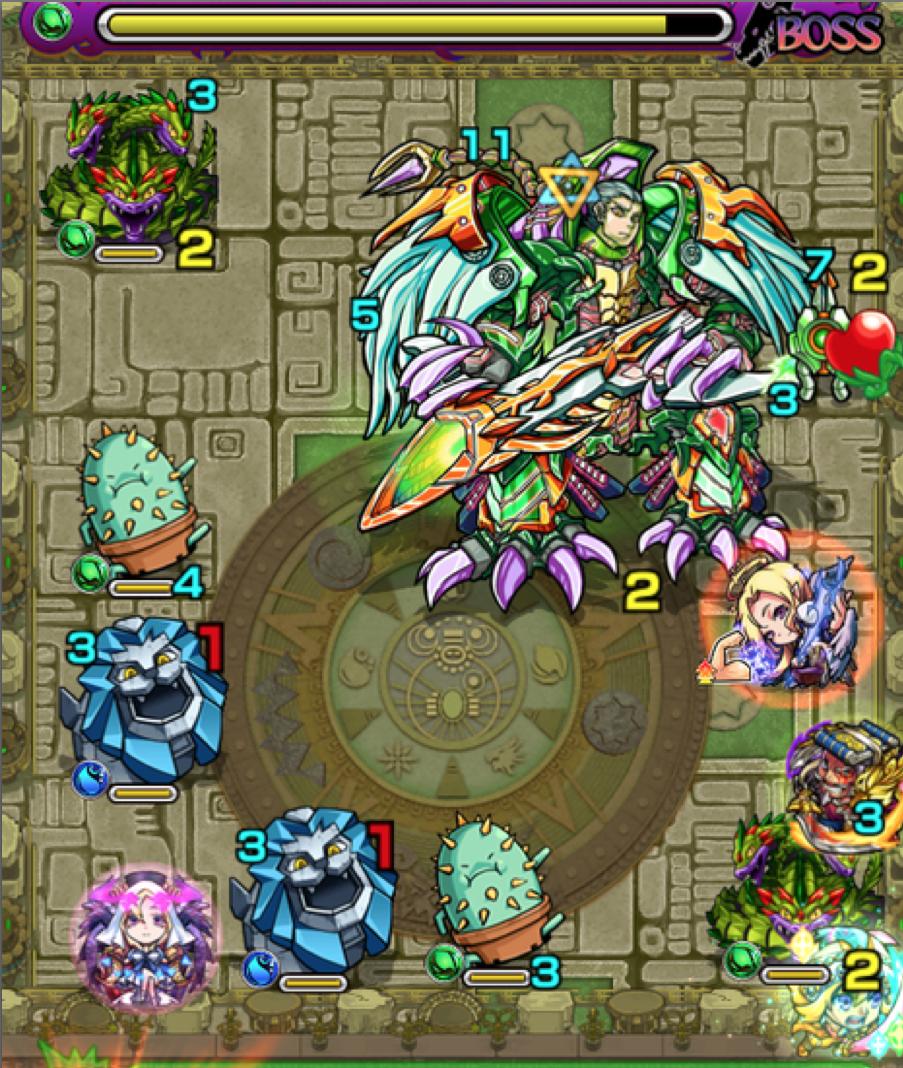 木の神殿(時の間)ステージ5