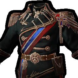 近衛兵の正装の画像