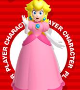 ピーチ姫の画像
