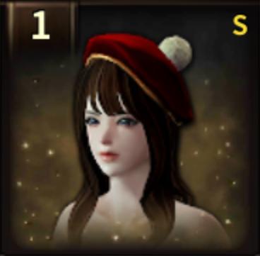 ルドルフベレー帽の画像