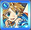 戦いの女神 アテナの画像