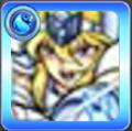 白鳥星座の青銅聖闘士 氷河のアイコン