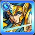 水瓶座の黄金聖闘士 カミュの画像
