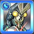 宇宙忍者 バルタン星人の画像