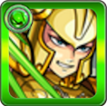 山羊座の黄金聖闘士 シュラの画像