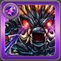 破壊魔獣 バトラのアイコン