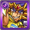 [蟹座の黄金聖闘士 デスマスクの画像