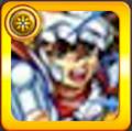 天馬星座の青銅聖闘士 星矢の画像