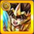 射手座の黄金聖闘士 星矢のアイコン