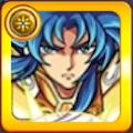 双子座の黄金聖闘士 サガの画像