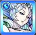 凍てつく雪の女王 フリーズのアイコン