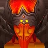 溶岩スパイダーの画像