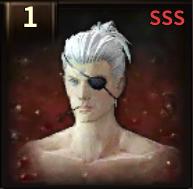 剣豪の眼帯の画像