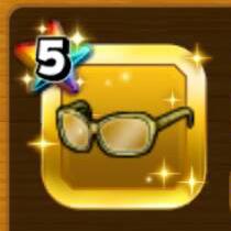 [チャモロのメガネ