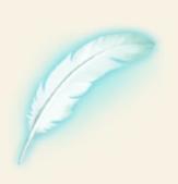 覚醒素材の羽根アイコン