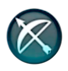弓装備のアイコン