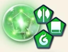 FEヒーローズの緑属性の画像
