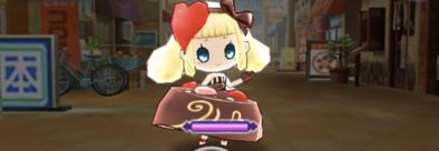 チョコリーナ戦
