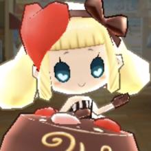 チョコリーナステージ