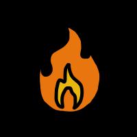 火アイコン