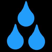 水アイコン