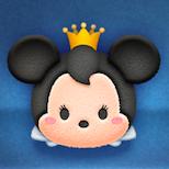 ミニー姫のアイコン