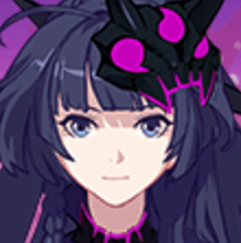 雷電女王の鬼鎧の画像