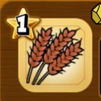 ふわふわ小麦