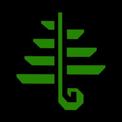植物系素材のアイコン