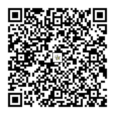 アルセウスのQRコード画像