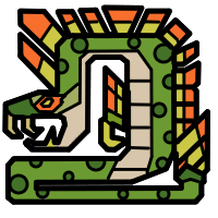 蛇竜種のアイコン