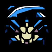 甲殻種のアイコン