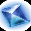 蒼光の大結晶の画像
