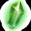 碧光の結晶の画像